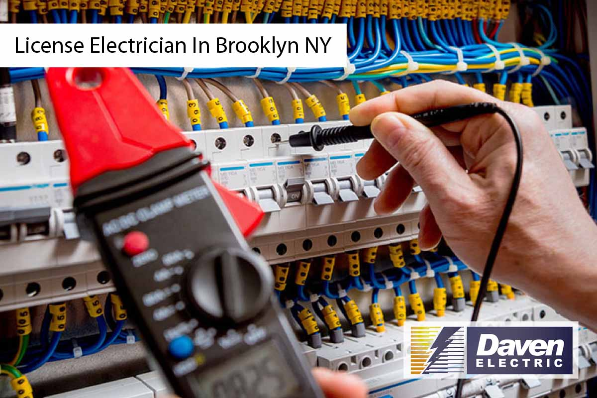License Electrician In Brooklyn NY
