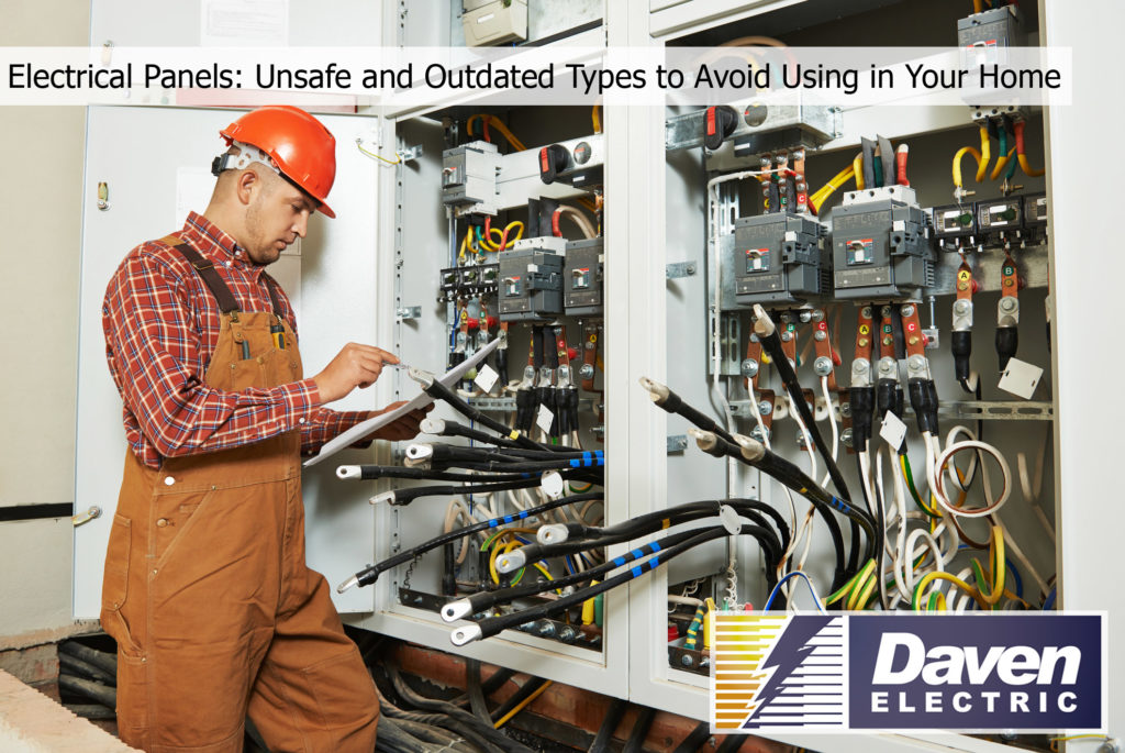 Electrical Panels: Unsafe and Outdated Types to Avoid Using in Your Home